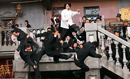 Kumpulan Foto Kungfu Hustle dan fakta serta videonya