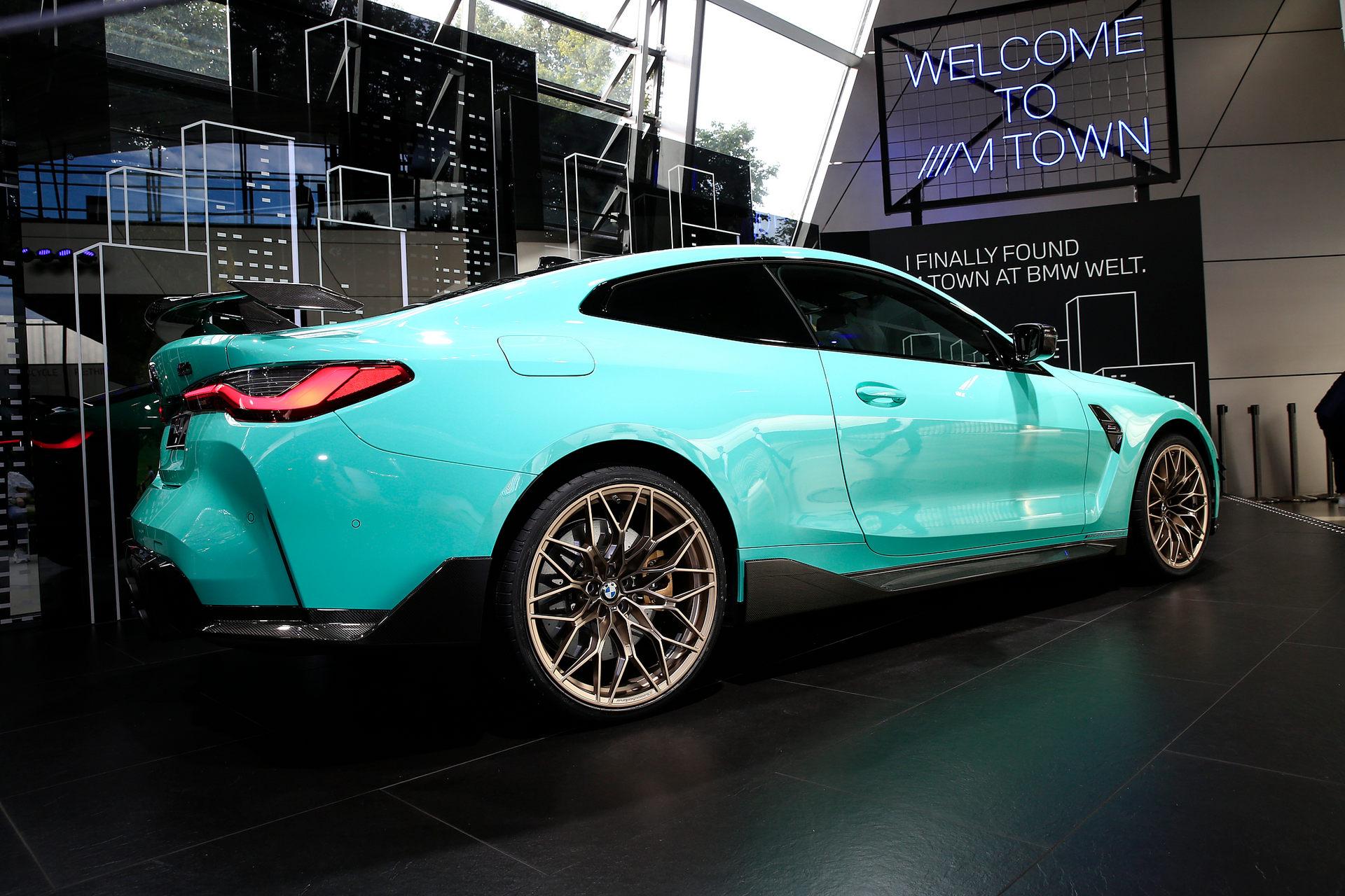 بي إم دبليو BMW M4 Competition