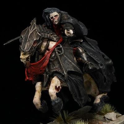 mournful knights
