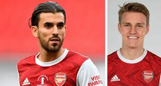 Odegaard confirms Dani Ceballos' role in his loan move to Arsenal