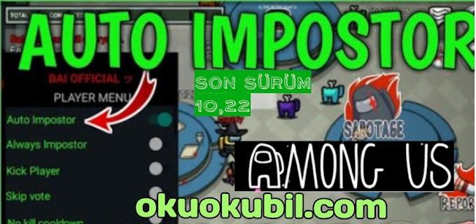 Among Us v2020.10.22 TZ Mod Menü Otomatik Impostor Hilesi Son Sürüm İndir