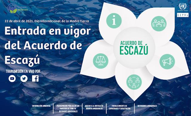 Manifiesta Semarnat su compromiso con la implementación del Acuerdo de Escazú