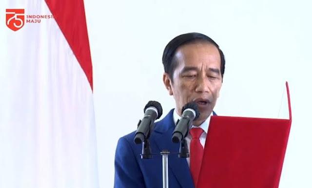 Jokowi: Angka Kematian Covid-19 RI Lebih Tinggi 0,8 Persen dari Global