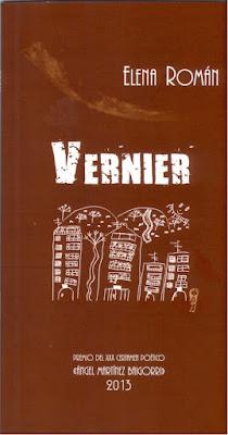 Vernier, de Elena Román