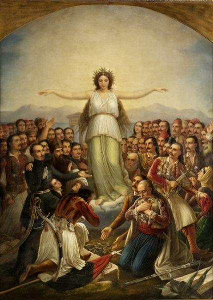 «Η Ελλάς ευγνωμονούσα»: Η ιστορία του πίνακα που τοποθετήθηκε στην Ξάνθη