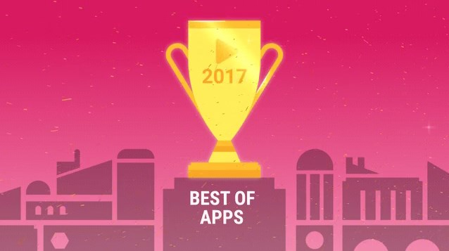 Ini Dia Aplikasi Terbaik 2017 Versi Google Play