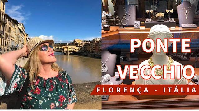 Ponte Vecchio Florença Itália