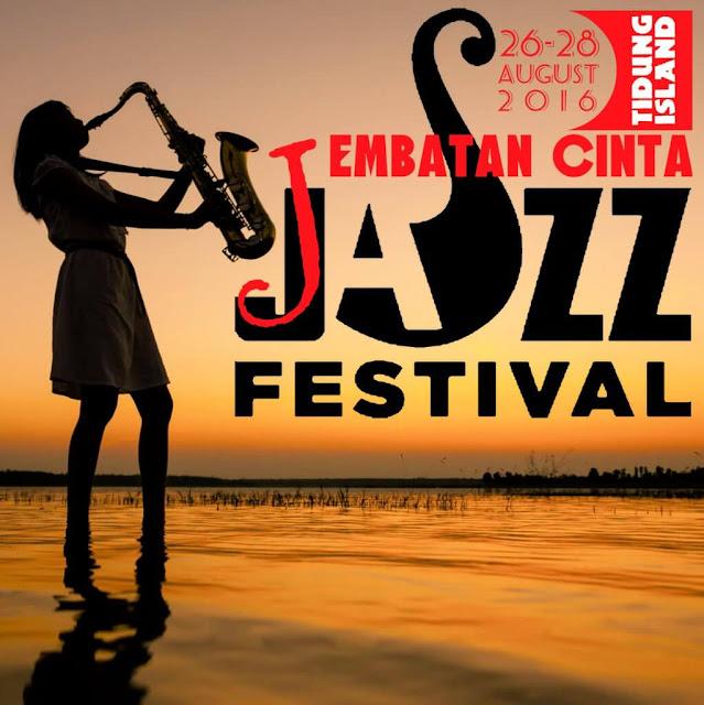 festival jazz jembatan cinta pulau tidung