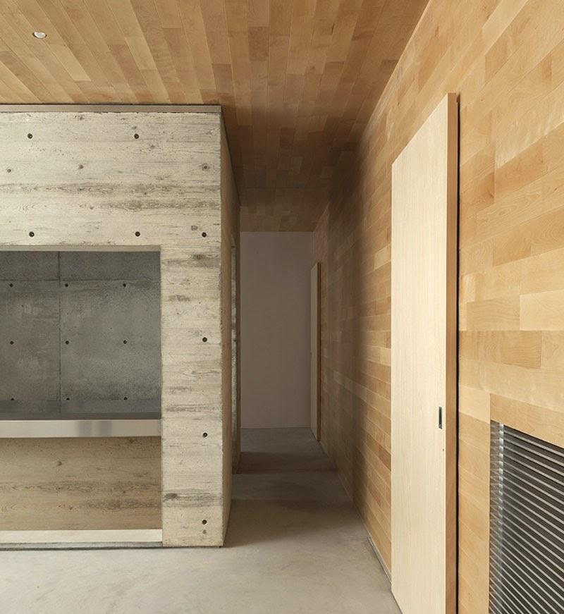 10 residencias minimalistas blancas