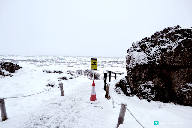 bowdywanders.com Singapore Travel Blog Philippines Photo :: Iceland :: Þingvellir National Park - Where You Walk Between Two Continents