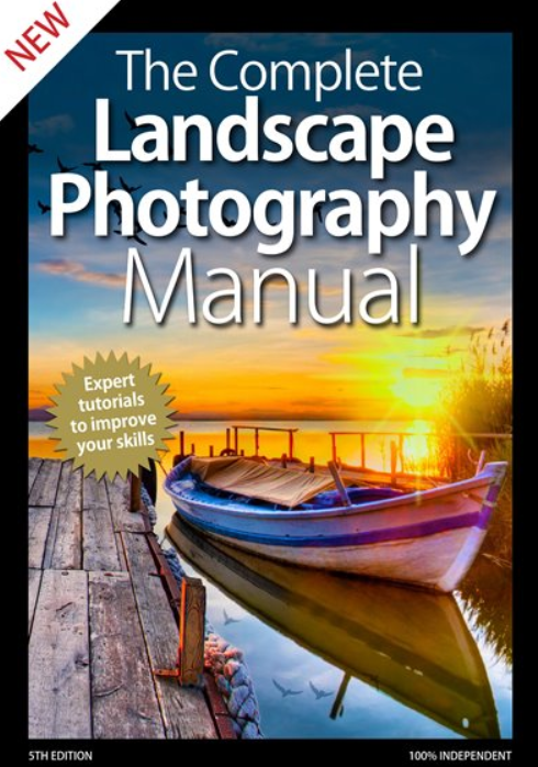 The Complete Landscape Photography Manual 5th Edition 2020