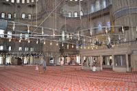 mesquita azul - Istambul turquia