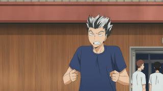 ハイキュー!! アニメ 2期7話 木兎光太郎   HAIKYU!! 梟谷学園グループ 合同合宿