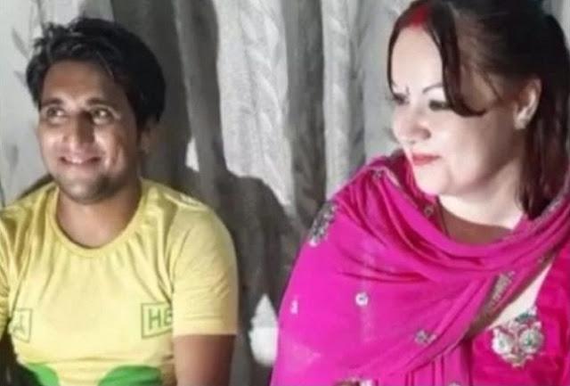 स्कूटर मैकेनिक पवन से अमेरिकन लड़की को हुआ प्यार, सबकुछ छोड़कर आई पंजाब और की शादी