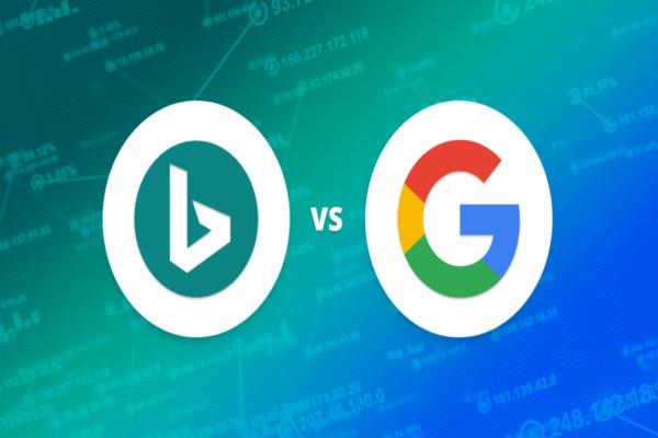 تقرير: جوجل هو المصطلح الأكثر شيوعا على محرك بحث Bing من مايكروسوفت