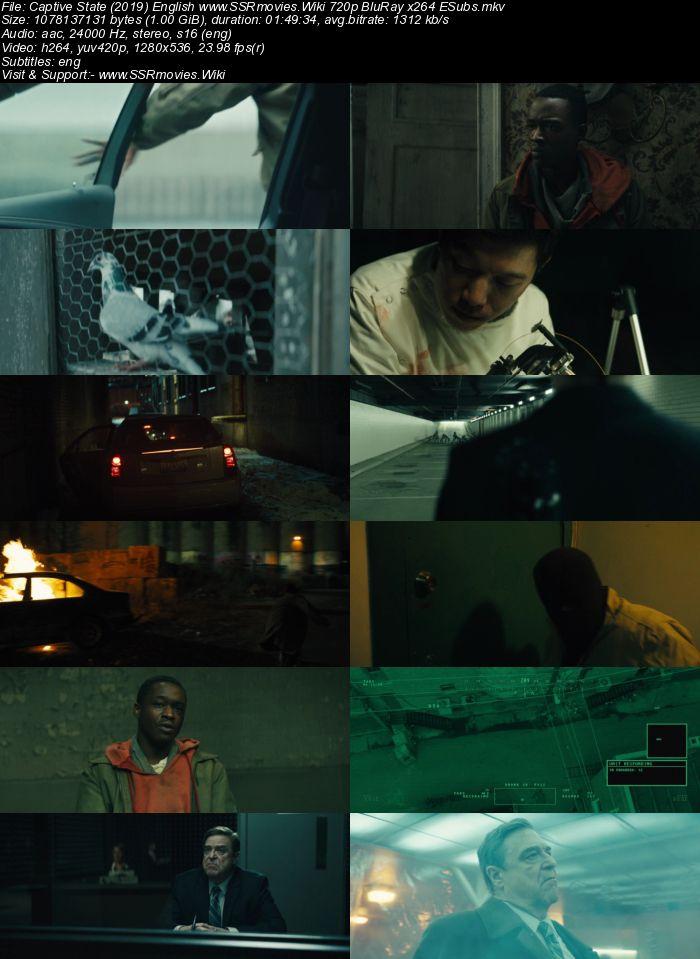 Captive State (2019) English 720p BluRay x264 1GB ESubs Movie Download