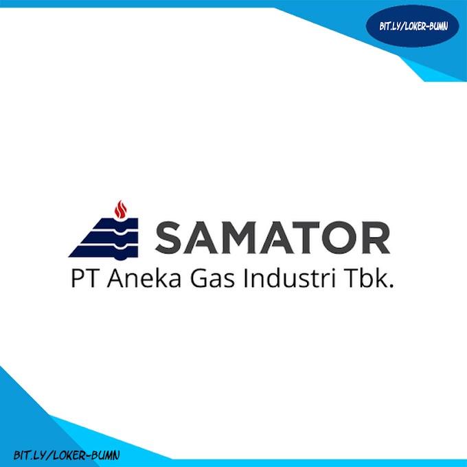 Lowongan Kerja PT Aneka Gas Industri Pendidikan SMK D3 S1