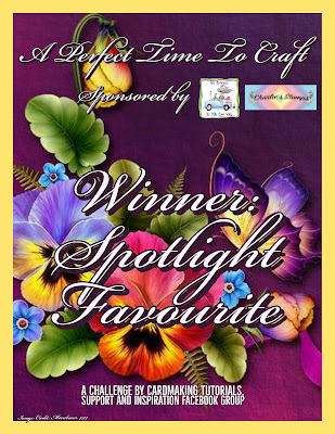 Gagnante Spotlight Challenge #7 July