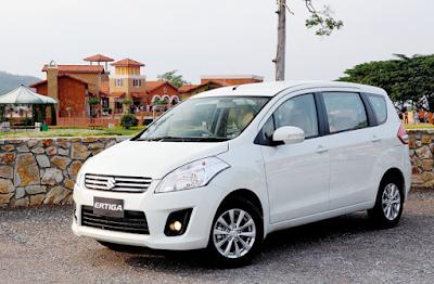 Jual Daihatsu Ertiga tipe GX 2013