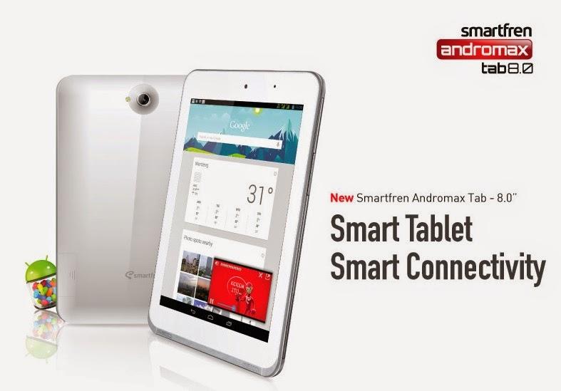 Harga Tablet Smartfren Terbaru NOVEMBER 2014