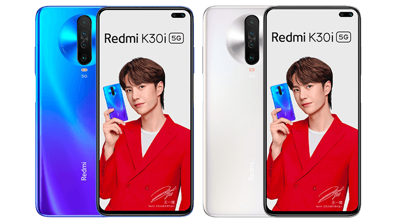 Redmi K30i 5G now on pre-sale in China, one of the most affordable with 5G yet