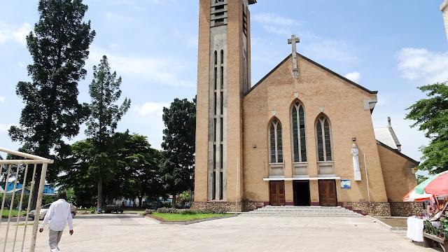 Cathédrale Notre-Dame Du Congo in Kinshasa