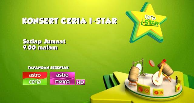 Konsert Ceria I-Star