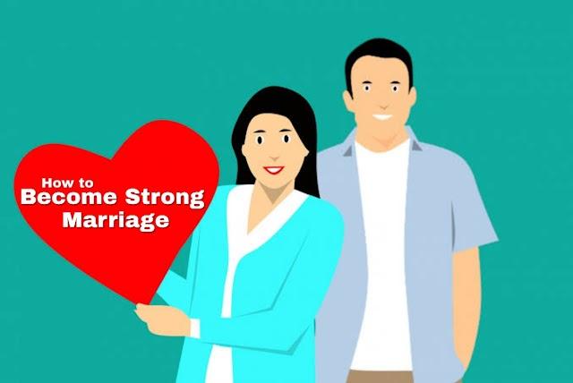 शादीशुदा जिंदगी को मजबूत बनाए