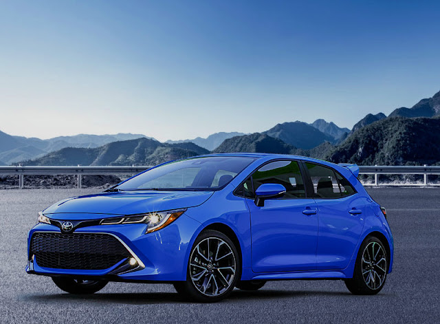Toyota Corolla Xse Hatchback 2020 With Cvt Is Versatile And Reliable Nice Car