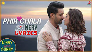 Phir Chala Lyrics By Jubin Nautiyal