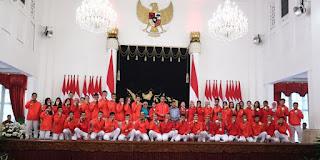 Menteri Syafruddin: Peraih Medali Asian Games Diterima Jadi ASN, TNI-Polri Tanpa Tes