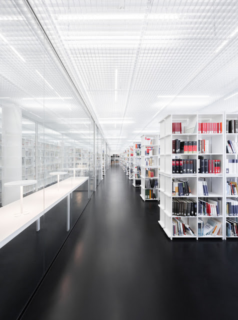 Inspirasi Desain Perpustakaan Desa Modern