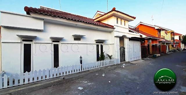 Rumah jalan Lempongsari dekat UGM