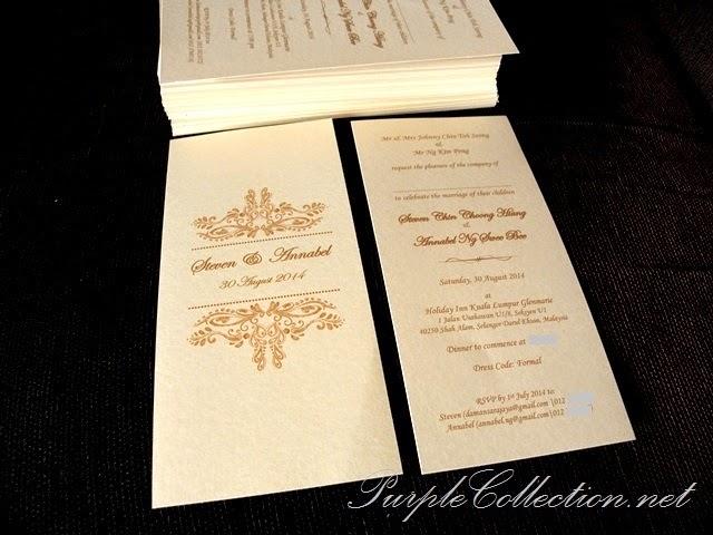 flat card, invitation, wedding, invites, marriage, kad-kad kahwin, murah, cheap, affordable, pearl ivory gold card, art card 260g, envelope, sampul berwarna, damask, indian, print, cetak, KL, JB, SG, PG, Kuala lumpur, penang, johor bahru, singapore, kuantan, pahang, perak, ipoh, melaka, negeri sembilan, shah alam, tangkak, elegant, modern, unique, special, simple, handmade, hand crafted, personalised, personalized, custom design
