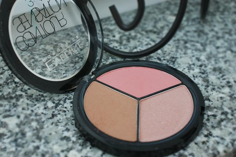 Eveline Cosmetics Contour Sensation 02 Peach Beige