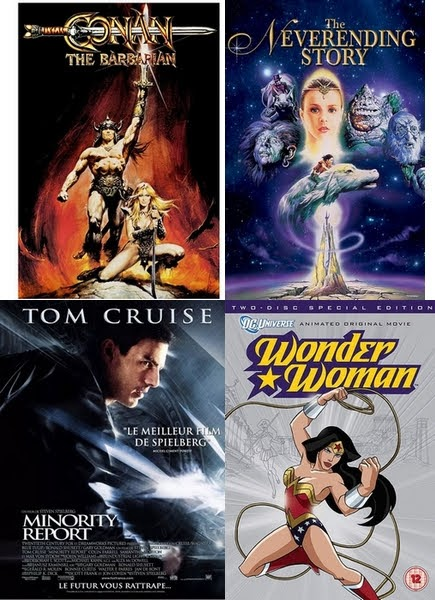 Films vus en mai - Affiches