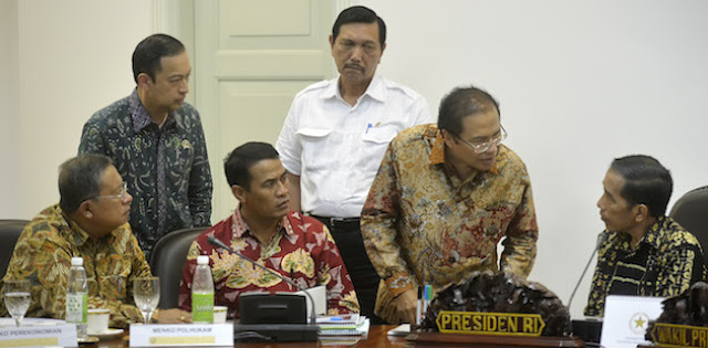 Jokowi Tanya Cara Cepat Kaya, Jawab Rizal Ramli: Ikuti Cara Pengpeng