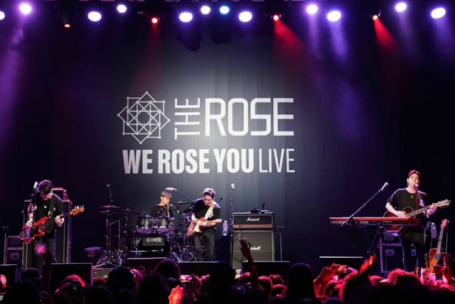 7 Perjalanan Karier K-Band The Rose