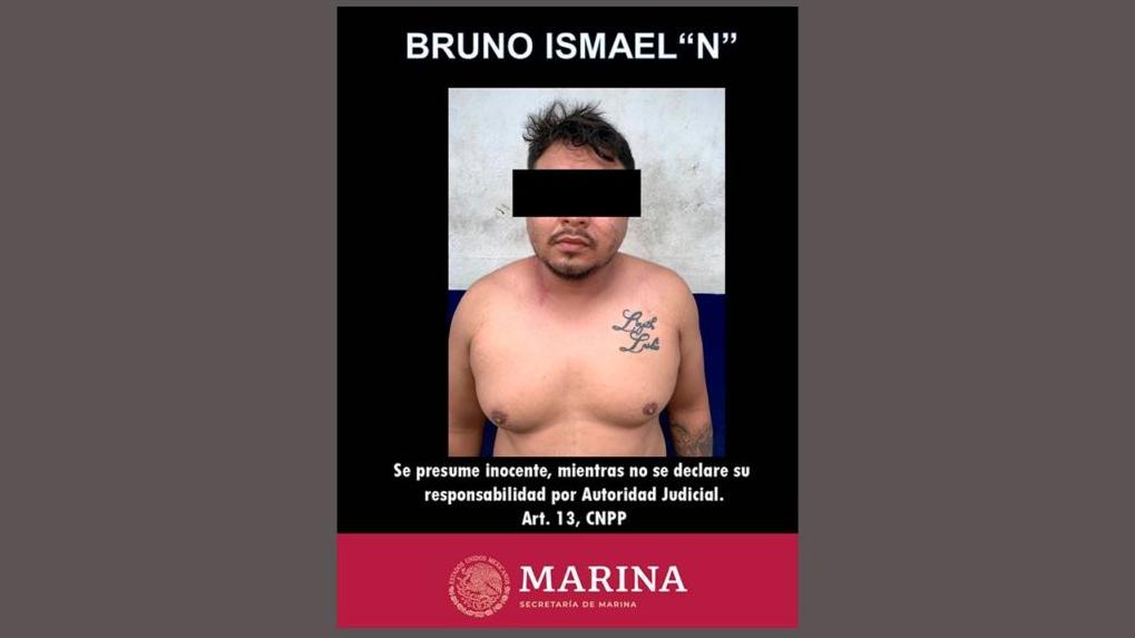 MARINOS detienen a jefe de grupo delictivo ligado a Los Zetas, ya había sido detenido el 5 de febrero