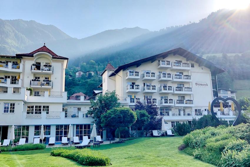 Verwöhnhotel Bismark Gastein