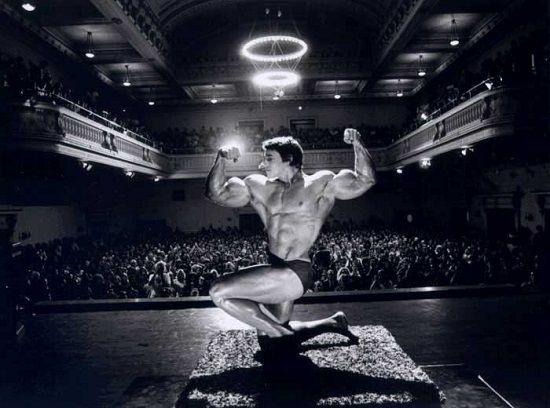 Arnold Schwarzenegger míster olympia