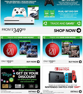 EB Games weekly Flyer Dcember 8 - 14, 2017