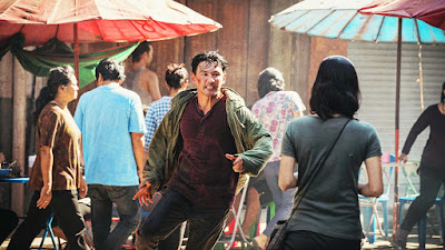 Directed by  Won-Chan HongWriting Credits (in alphabetical order)   Won-Chan Hong   Korea Korean Crime Thriller Gangster Gangs Yakuza Cartel