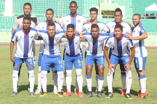 Convocados para la Segunda Fase Copa del Caribe