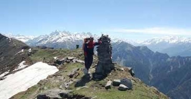 manali trekking places