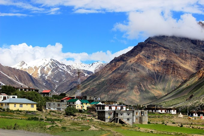 Losar, Lahaul & Spiti Valley