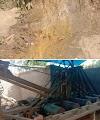 Tambang Emas Sinar Harapan di Duga Membuang Limbah Ke Sungai