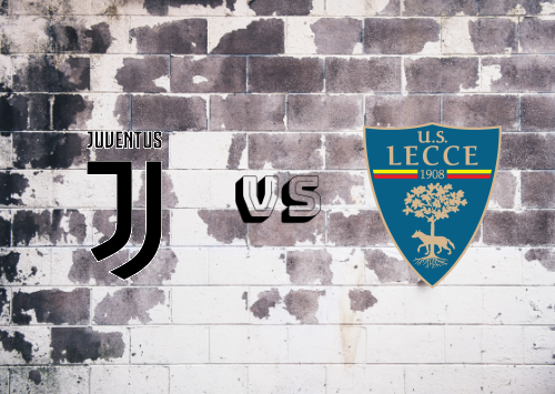 Juventus vs Lecce  Resumen y Partido Completo