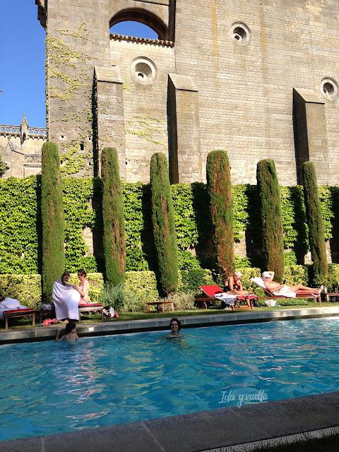 Piscina Hotel de la Cité