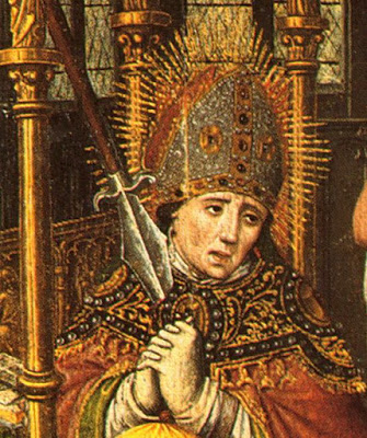 Santo Lambertus